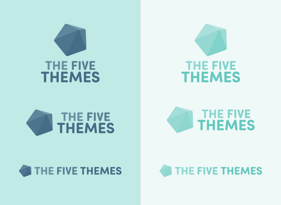 The Five Themes - Identity Alternatives